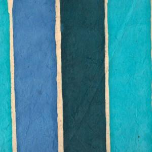 image-papier-nepalais-fantaisie-rayures-bleues