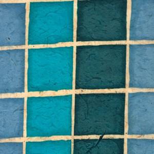 papier-nepalais-fantaisie-carreaux-bleus
