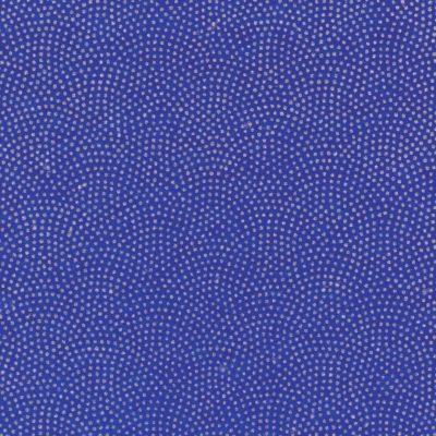 Papier japonais bleu points argentés