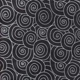 papier-nepalais-fantaisie-fond-noir-impression-d-arabesques-argent