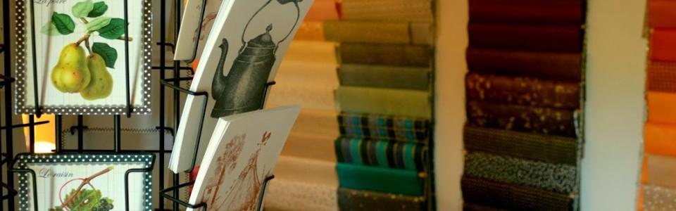 Papier japonais et népalais à la vente pour la décoration