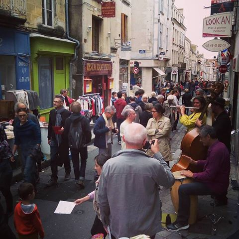 Grand'Rue Poitiers