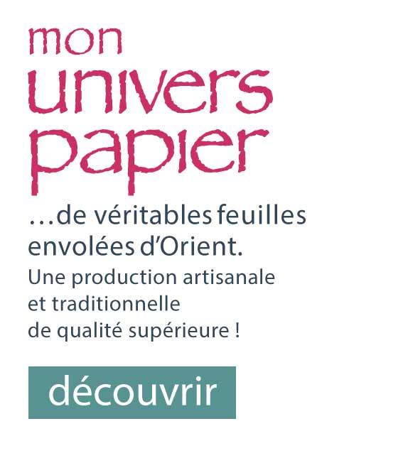 boutique en ligne 400 références papiers japonais et népalais