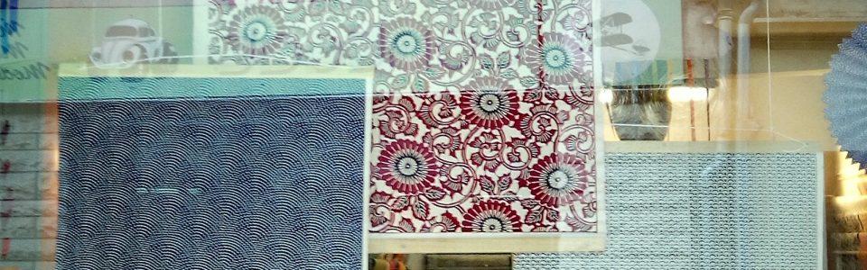 Papier japonais à accrocher au mur