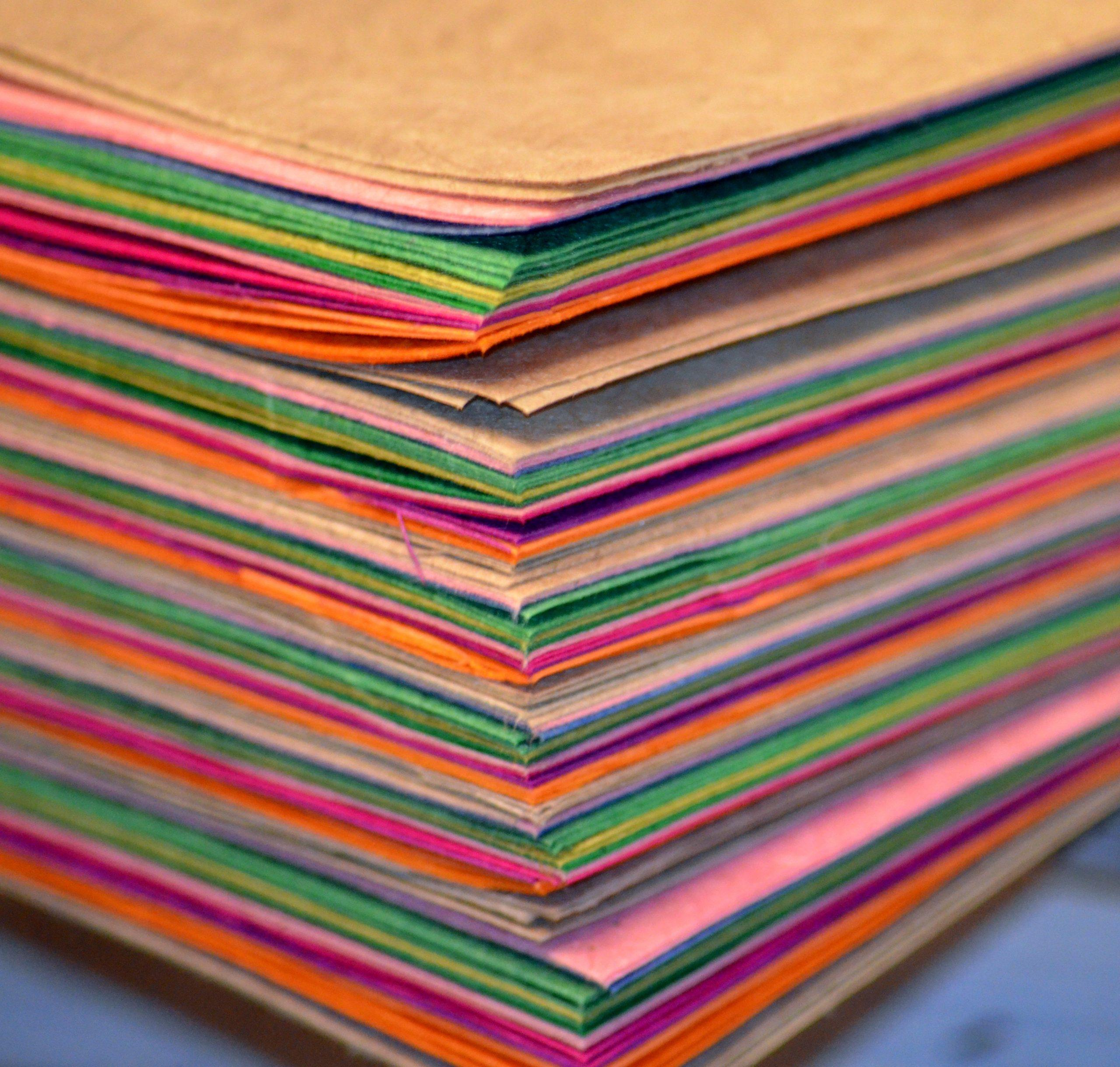 Papier népalais, Mon univers papier