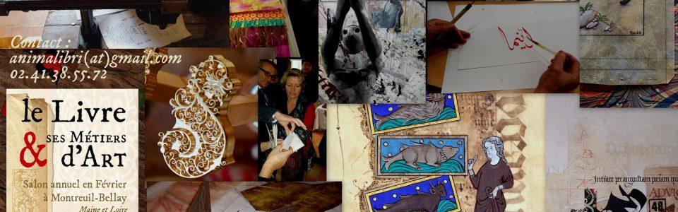 Salon du Livre d'Art & de ses métiers