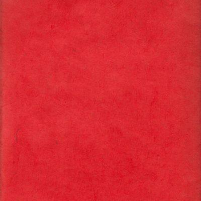 Papier népalais rouge