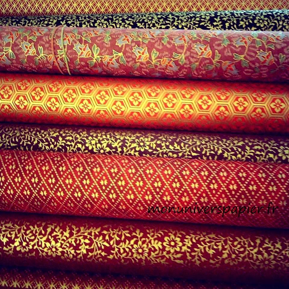 Papier japonais Mon univers papier