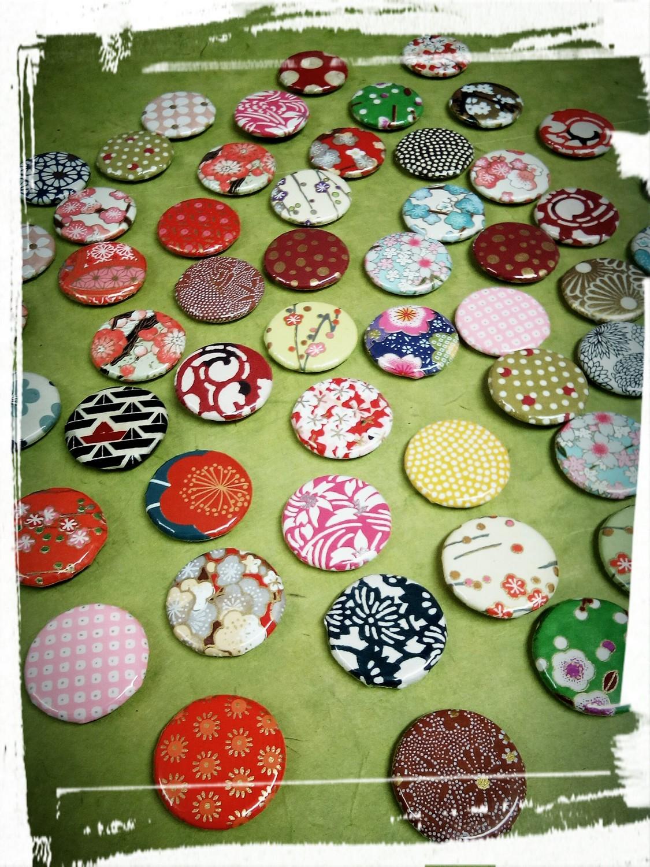 magnet papier japonais