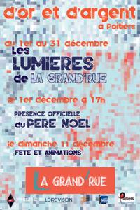 La Grand 'Rue à Noel 2016