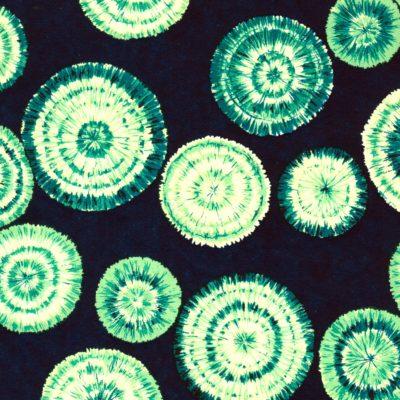 Papier japonais bleu indigo