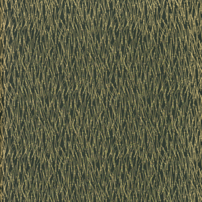 Papier japonais noir motifs au petit trait dore