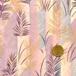 Papier japonais mauve et violet